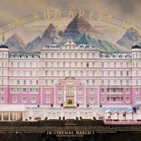 3. The Grand Budapest Hotel