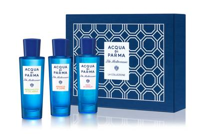 Best Packaging: Blu Mediterraneo La Collezione by Acqua Di Parma