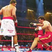 Wladimir Klitschko vs Corrie Sanders, 2003