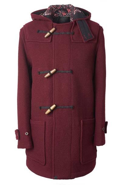 Pretty Green x Gloverall duffle coat