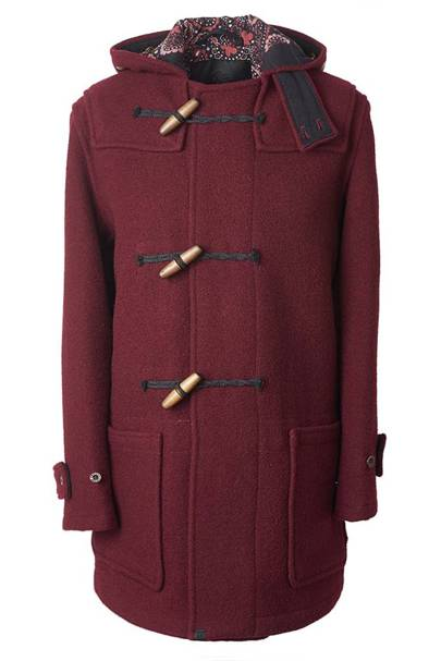 Pretty Green x Gloverall duffle coat