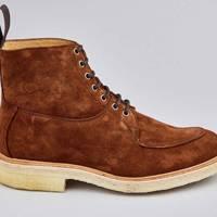 Bonus autumn item: suede boots