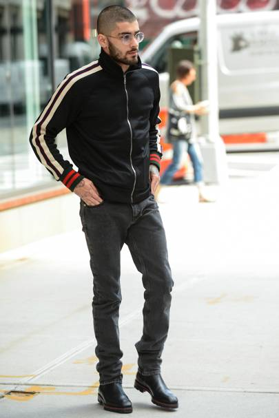 a962098dae17b Zayn Malik  all his best outfits