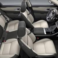 High-end car interiors