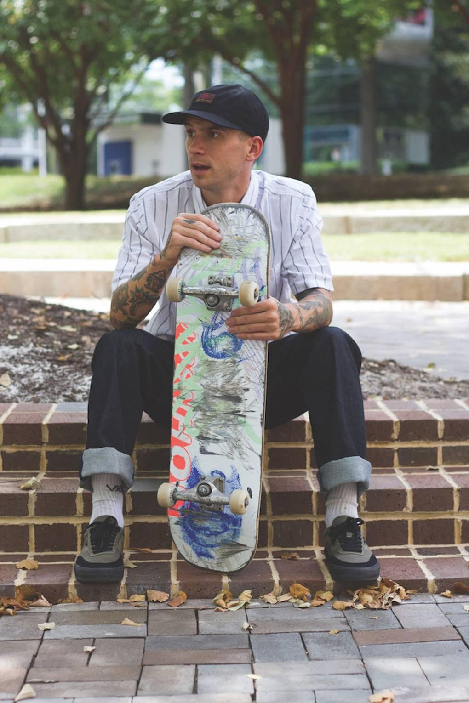 Skateboard Blog The Gq Guide To Shredding British Deck Flip Louis Lopez