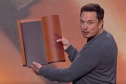 Tesla Solar Tiles