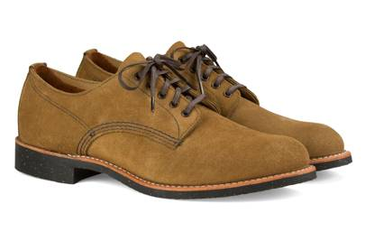 Red Wing Merchant Oxford lace-ups