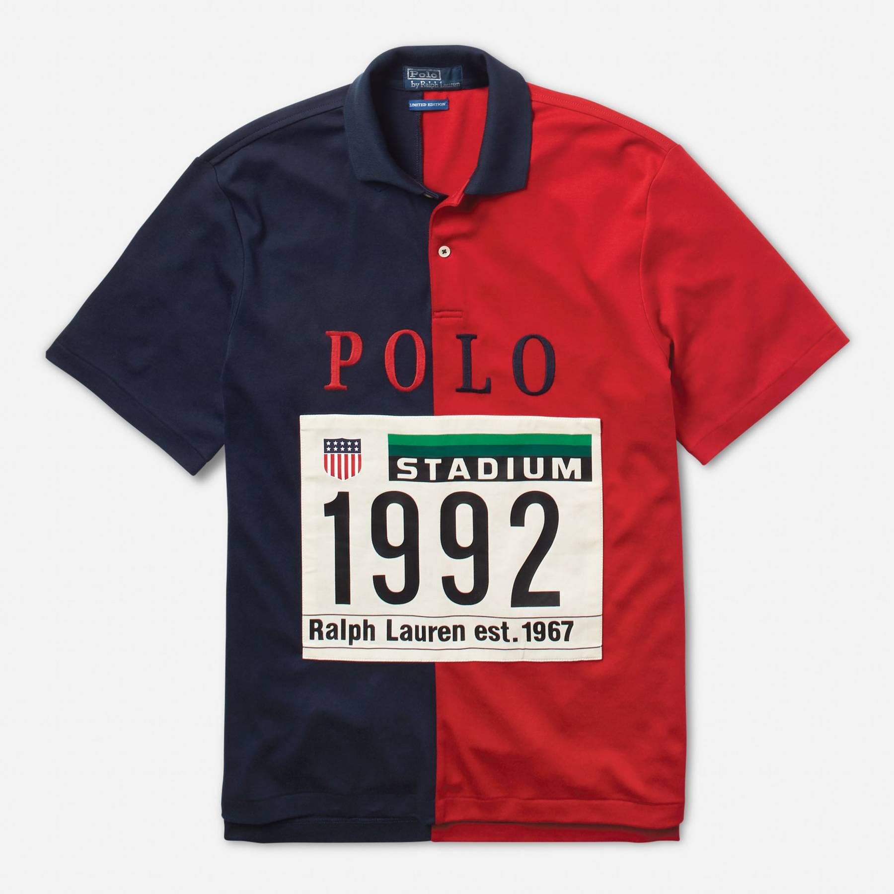 Ralph Lauren goes back to the 90s for Polo Stadium   British GQ c3ea06a393
