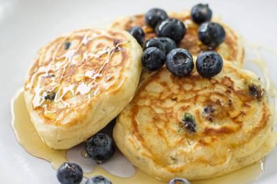Try this healthy pancake recipe, by Tom Kerridge