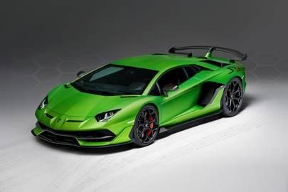 Lamborghini Aventador Svj The Incredible Hulk Of Hypercars British Gq