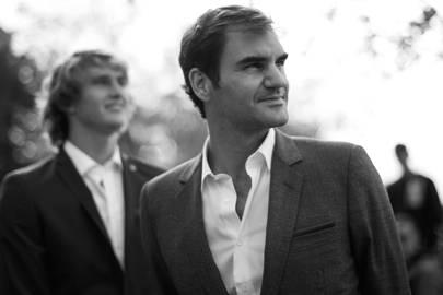 42. Roger Federer