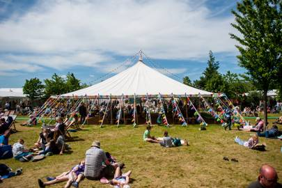 hay festival 2018 programme best events british gq