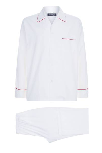 Cotton pyjama set by Harrods