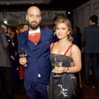 Alex Craciun and Aleksandra Jazevica
