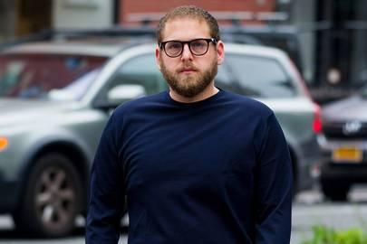 Jonah Hill's I'm-a-Serious-Director-Now Beard