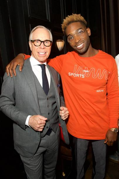Tommy Hilfiger and Tinie Tempah