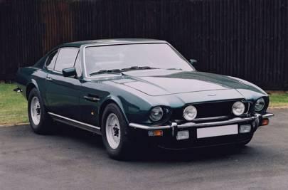 £300,000-£600,000 - Aston Martin V8 Vantage