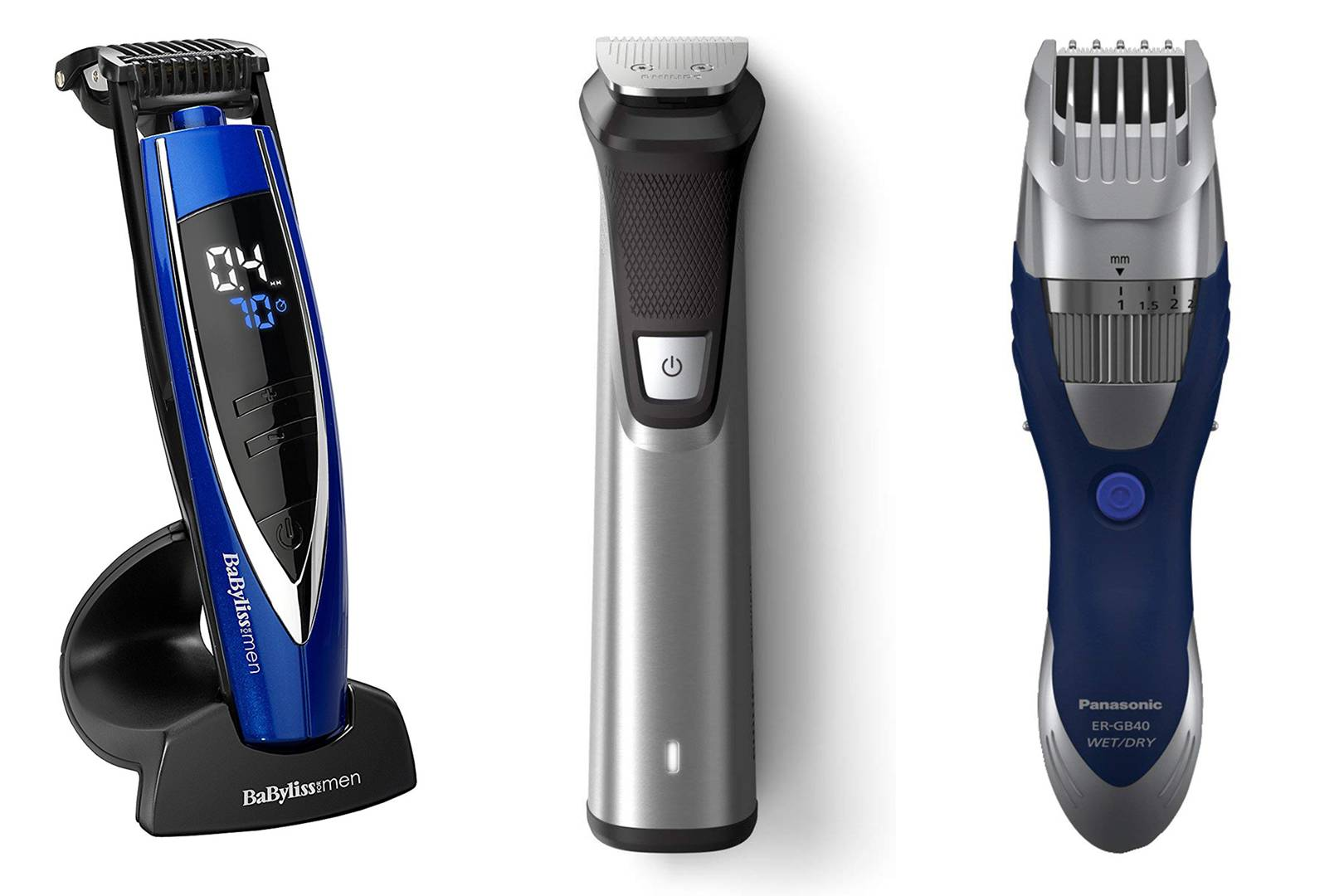 Best Beard Trimmers 2018 Tested British Gq
