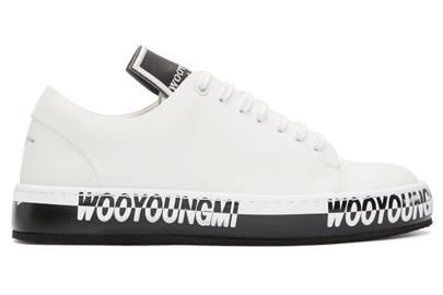 Wooyungmi Logo Trainers