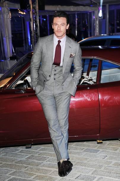 Luke Evans, actor
