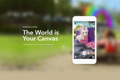 Lens Studio desktop app