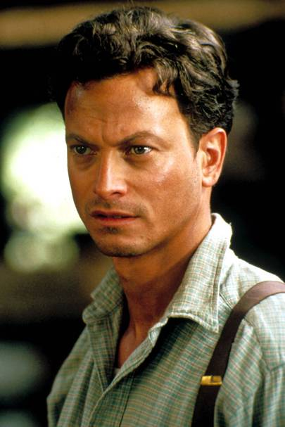 George Milton (played by Gary Sinese in Of Mice And Men,1992)