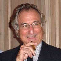 2009: Bernie Madoff gets  150 years