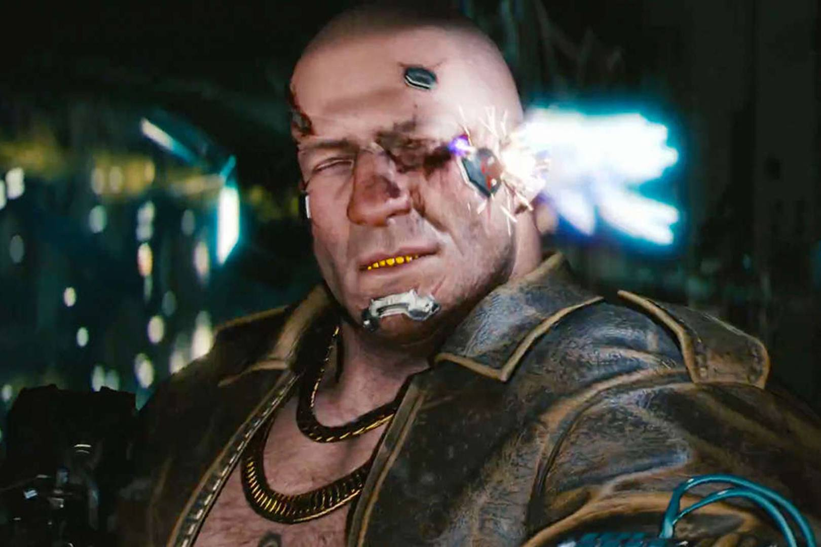 cyberpunk 2077 is a game for the next generation british gq