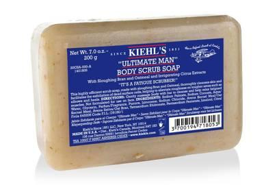 Scrub Soap by Kiehl's
