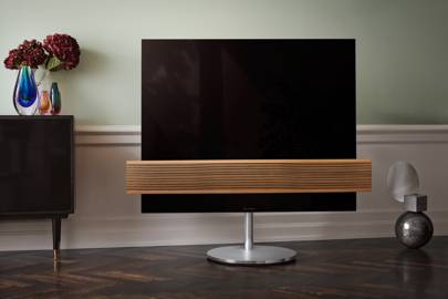BeoVision Eclipse Wood by Bang & Olufsen