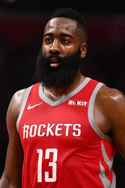 James Harden's competitive streak