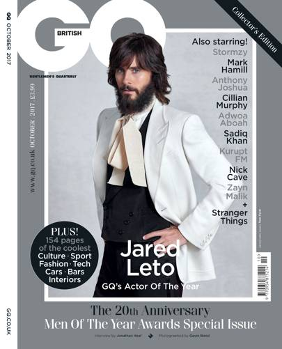 Actor Of The Year: Jared Leto