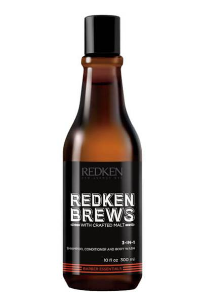3-in-1 Shampoo by Redken Brews