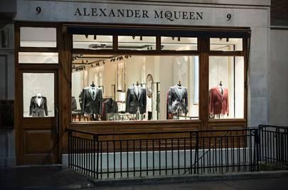 No. 9: Alexander McQueen