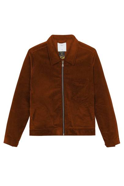 Percival 'Vincent' corduroy jacket