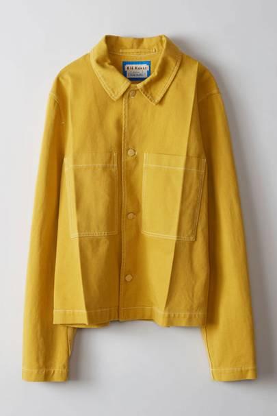 Acne Studios 'Bla Konst' denim jacket