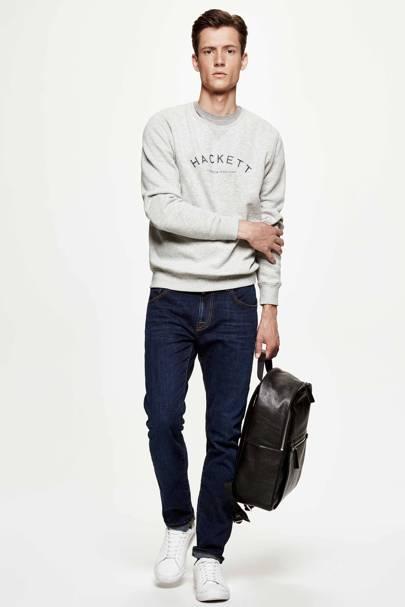 Hackett 'Mr Classic' sweatshirt