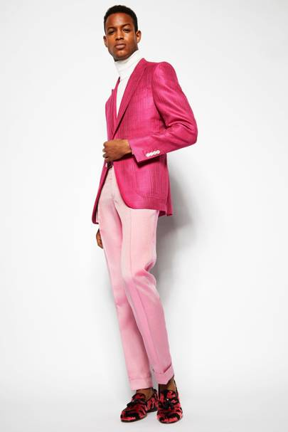 Anything as long as it's pink - Tom Ford