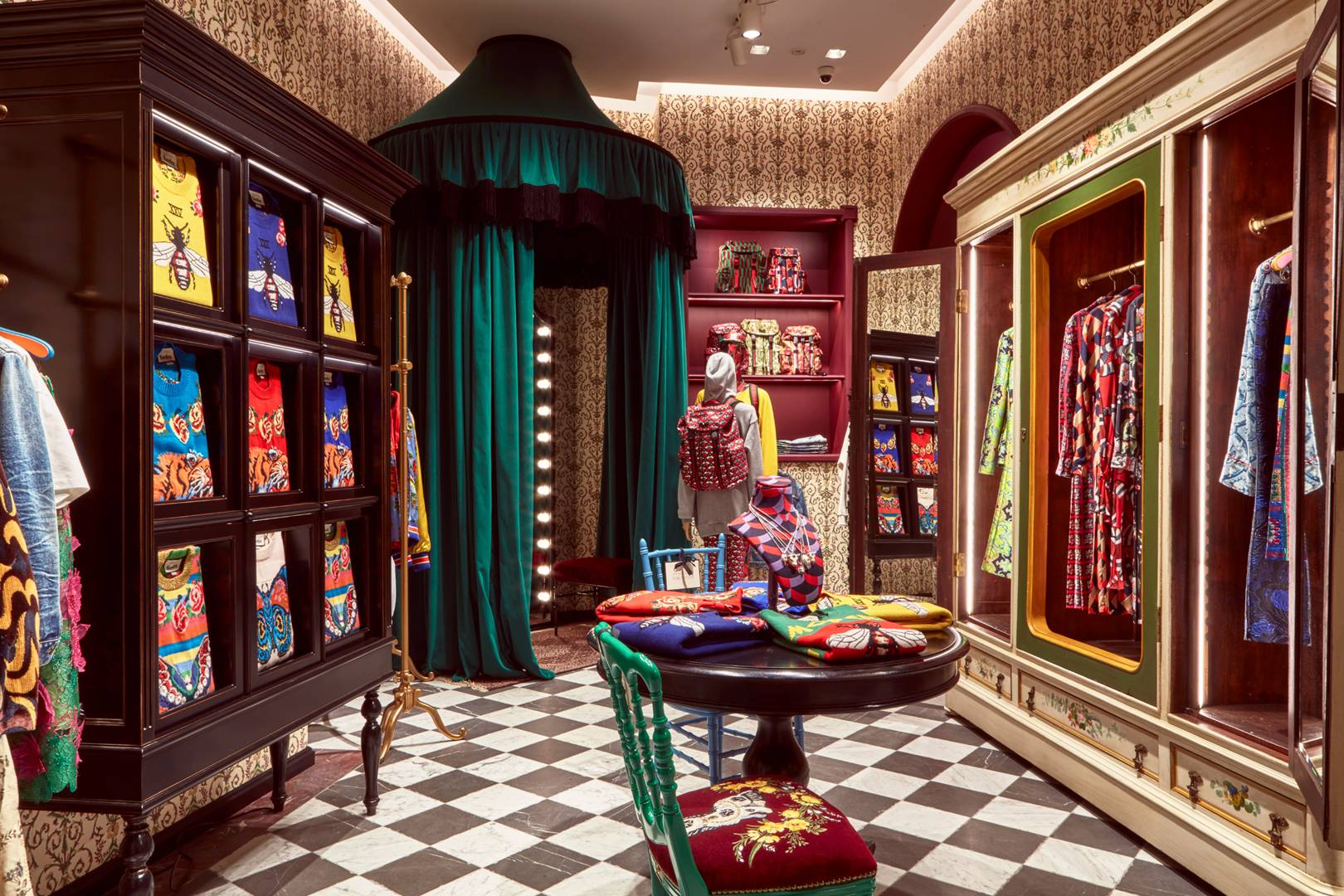 gucci all trouble scoops project rights rooms latest of andrew michele garden news by kiki fashion mr ltd unveils co alessandro wwd courtesy kaikai room reserved