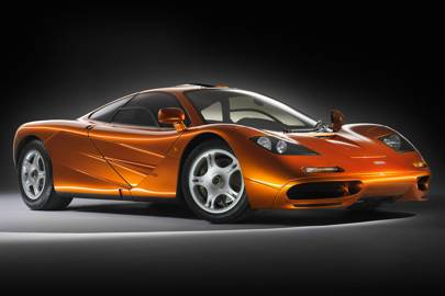 why the mclaren f1 is the greatest supercar ever | british gq