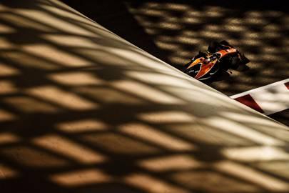 Fernando Alonso, Abu Dhabi 2017
