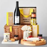 Cheese & Wine Hamper by Selfridges