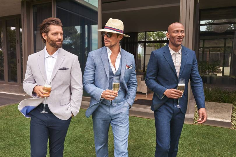 What Colours Not To Wear To A Wedding: How To Dress For A Wedding With David Gandy
