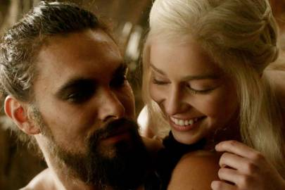 1. Daenerys and Khal Drogo