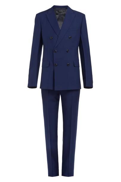 Suit by Prada