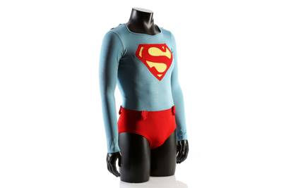 Superman's (Christopher Reeve) Underwater Tunic from Superman (1978)