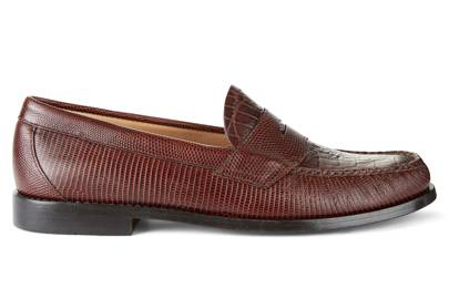 Loafers by GH Bass & Co X Engineered Garments