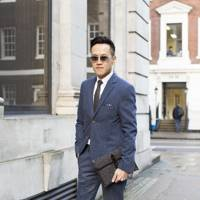 Kenny Ho, fashion editor