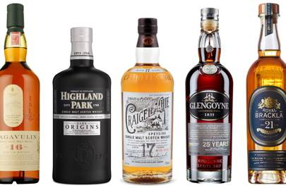 These are the best scotch whiskies in the world