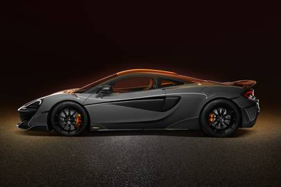 The new McLaren 600LT is here... for one year | British GQ